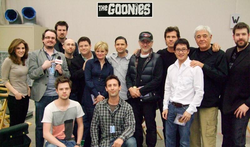 Así están ahora los actores de Los Goonies, la película exitosa de Steven Spielberg.