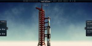 """Así se celebra el 40 aniversario del Apolo 11 con """"We Choose The Moon"""""""