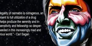Poema cósmico del inmortal Carl Sagan (con video)