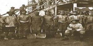 Fotos Históricas: Matanza en la Escuela Santa María de Iquique (1907)