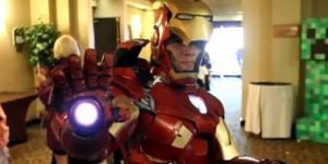 El Mejor Disfraz de Iron Man