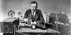 Fotos históricas: Primera transmisión de radio intercontinental (1901)