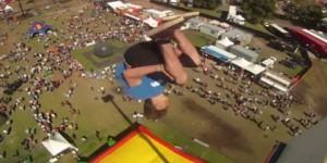 Bag Jumping: Práctica Extrema
