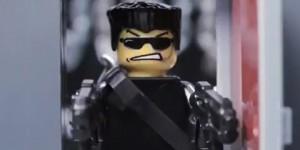 ¿Cómo sería el COD: Black Ops con Legos?