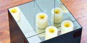 Experimento de La Caja de Espejos