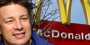 Jamie Oliver gana demanda a Mcdonald's