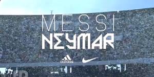Antes Pelé vrs Maradona… ahora Messi vrs Neymar