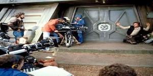 "Star Wars: 30 fotos inéditas ""detrás de escenas"""