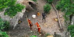 Descubren una tribu aislada en el Amazonas de Perú