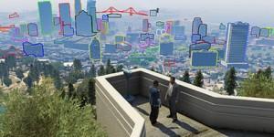 Análisis al mapa y al mundo del GTA V