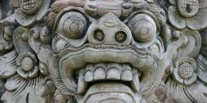 Indiscutiblemente, Bali tiene las mejores esculturas talladas en piedra