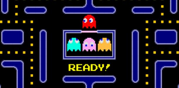 ¿Sabías que cada fantasma de Pacman tiene inteligencia artificial propia? Fantasmas-de-Pacman