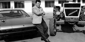 La historia del Lamborghini: diseñado por un fabricante de tractores