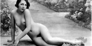 Las fotografías eróticas que miraban tus abuelos