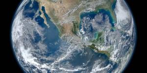 """La canica azul o """"Blue Marble"""" la mejor imagen del planeta tierra por la NASA"""