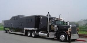La limusina más grande y pesada del mundo: Midnight Rider