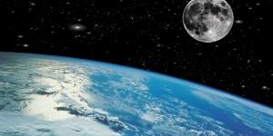 Teorías sobre el origen de la Luna