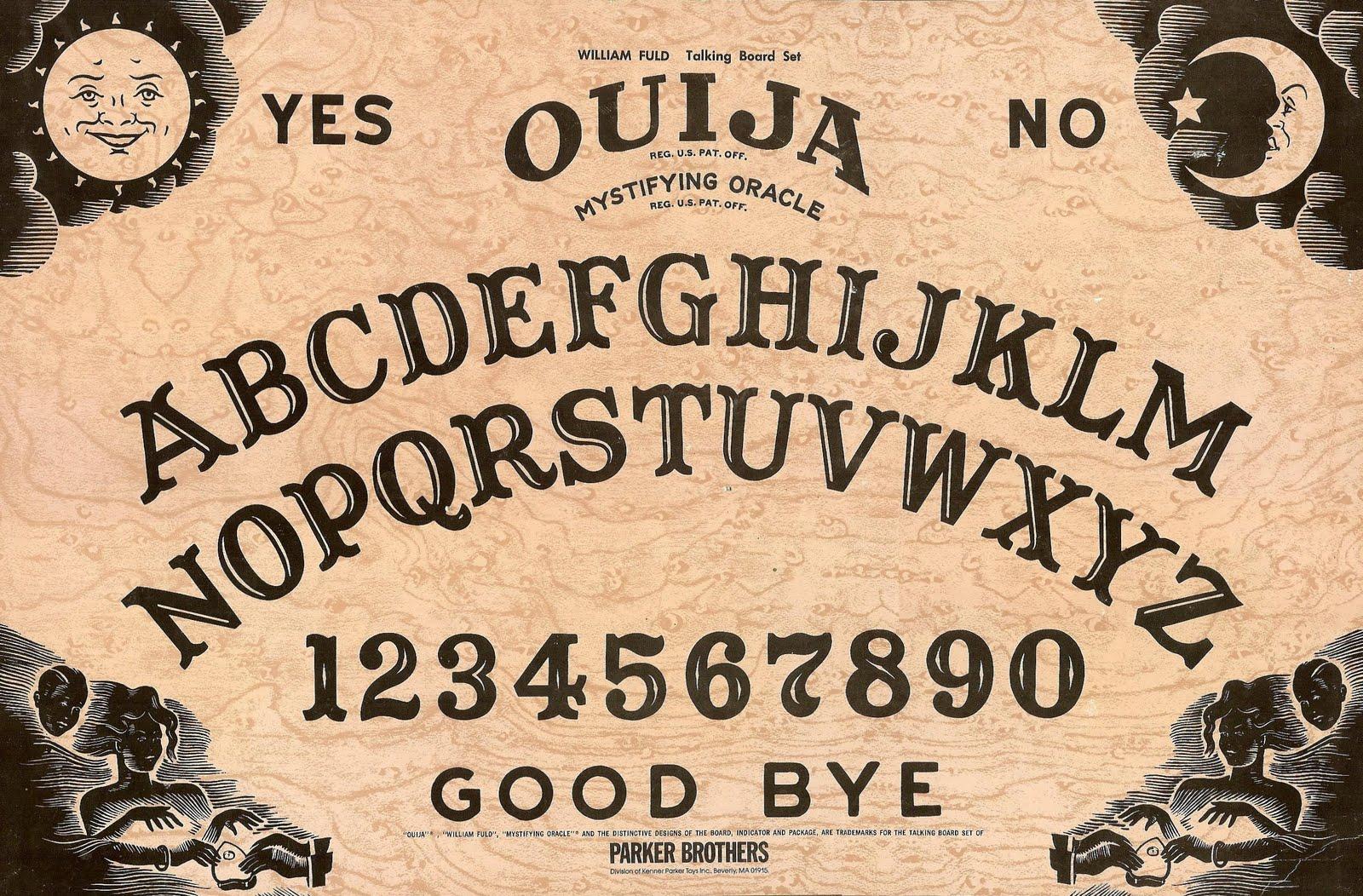 Historias reales de la Ouija
