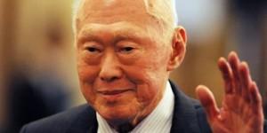 "Lee Kuan Yew ""de la nada"" hizo a Singapur un país rico"