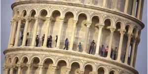 Del error a la admiración: 8 siglos contemplando la torre de Pisa