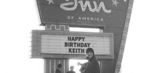 Diente roto y huida policial: Así fue el cumpleaños 20 de Keith Moon