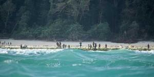 Sentinel del Norte, la isla más aislada y remota del planeta