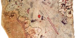 El mapa imposible de Piri Reis
