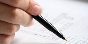 ¿De dónde viene poner nota a los exámenes?