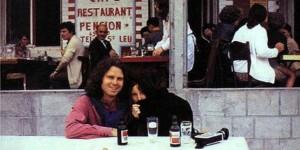 Las últimas fotos de Jim Morrison antes de morir