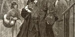 Los orígenes de la sombrilla, en realidad se usaba por el sol