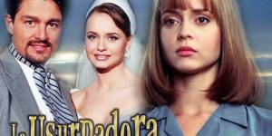 """Los actores de """"La Usurpadora"""", así están ahora"""